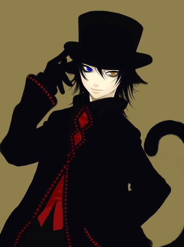 af4a5d1dc1be410506f1bcb977bda53c--cat-people-anime-people